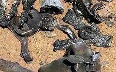 الصورة: الصورة: قوات التحالف تدمر صاروخاً حوثياً أطلق نحو نجران