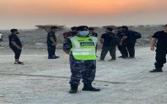 الصورة: الصورة: شرطة الفجيرة تواصل عمليات البحث عن خليجي مفقود منذ أسبوع