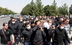 الصورة: الصورة: للمرة الأولى منذ شهرين.. إيران تتجاوز مئة وفاة بـ«كورونا»