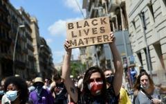 الصورة: الصورة: هل احتجاجات أمريكا تكتيك مقصود للانتخابات الرئاسية؟