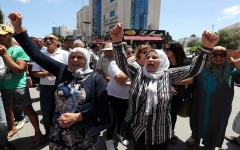 الصورة: الصورة: دولة عربية تعلن الفوز بمعركة كورونا