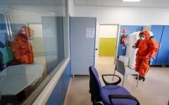 الصورة: الصورة: إيطاليا تعلن عن أدنى حصيلة يومية للوفيات جراء كورونا منذ 3 أشهر