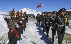 الصورة: الصورة: مقتل 20 جنديا هنديا في اشتباكات حدودية مع الصين