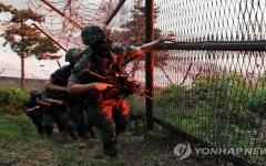 الصورة: الصورة: كوريا الجنوبية تتوعد جارتها الشمالية بدفع الثمن إذا نفذت عملاً عسكرياً ضدها