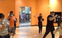 الصورة: الصورة: 100 % الطاقة الاستيعابية لمراكز التدريب واللياقة البدنية بدبي