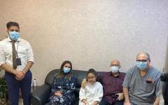 الصورة: الصورة: الكويت.. نجاح علاج أول حالة «كورونا» مستعصية عند الأطفال