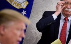 الصورة: الصورة: جون بولتون: ترامب غير مؤهل لمنصب الرئاسة