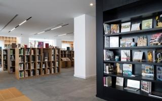 الصورة: الصورة: «دبي للثقافة» تُعيد افتتاح المكتبات العامة