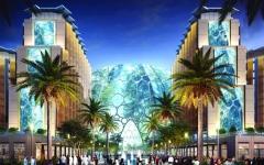 الصورة: الصورة: منشآت «إكسبو 2020 دبي» تكتمل بموعدها الأصلي في أكتوبر