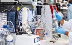 الصورة: الصورة: باحثون في «جامعة خليفة» يطوّرون مادة لتنقية مياه الصرف