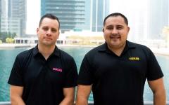 """الصورة: الصورة: إطلاق تطبيق """" GRUB"""" لتوصيل الطلبات في الإمارات"""