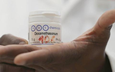 الصورة: الصورة: أول علاج لكورونا يقلل الوفيات وبسعر معقول