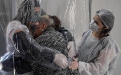الصورة: الصورة: البرازيل تتخطى عتبة المليون إصابة بفيروس كورونا
