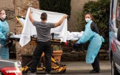 الصورة: الصورة: 705 وفيات بكورونا خلال 24 ساعة في الولايات المتحدة