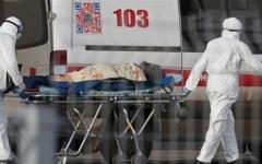 الصورة: الصورة: روسيا تسجل 7889  إصابة جديدة بكورونا