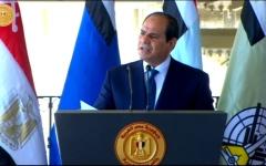 الصورة: الصورة: السيسي: تدخل مصر في ليبيا تتوفر له الشرعية الدولية
