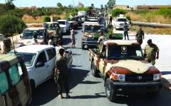 الصورة: الصورة: السيسي: التدخل المصري المباشر في ليبيا يحظى بشرعية دولية