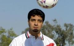 الصورة: الصورة: وفاة أسطورة كرة القدم العراقية أحمد راضي متأثرا بإصابته بكورونا