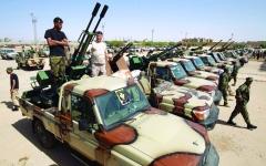 الصورة: الصورة: اجتماع عربي طارئ غداً لبحث أزمة ليبيا
