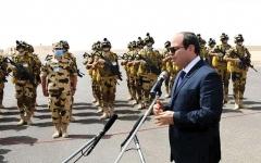 الصورة: الصورة: رسائل السيسي تحاصر أردوغان بالتأييد العربي والدولي لحقوق مصر