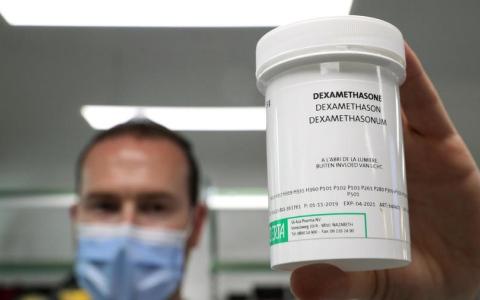 الصورة: الصورة: الصحة العالمية: استخدام ديكساميثازون لهذه الحالات فقط