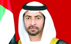 الصورة: الصورة: حمدان بن زايد يصدر قراراً بإعادة تشكيل مجلس إدارة الهلال الأحمر