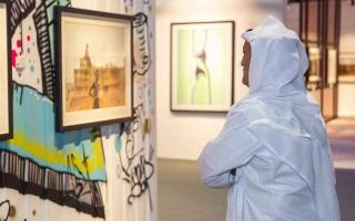 """الصورة: الصورة: سلطان بن أحمد القاسمي يعلن تأجيل الدورة الخامسة من """"إكسبوجر"""""""