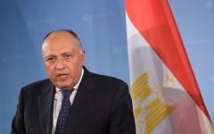 الصورة: الصورة: مصر تحذر من تبعات التدخلات الأجنبية في ليبيا
