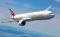 الصورة: الصورة: طيران الامارات تعلق رحلاتها مؤقتاً من باكستان
