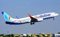 الصورة: الصورة: فلاي دبي تستأنف تسيير الرحلات المنتظمة في 7 يوليو