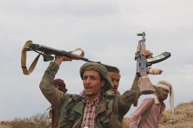 القوات المشتركة تصد هجمات للحوثيين في الضالع - عالم واحد - العرب - البيان