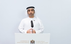 الصورة: الصورة: الإمارات تعلن انتهاء برنامج التعقيم الوطني والسماح بحرية الحركة دون قيود