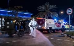 الصورة: الصورة: انتهاء برنامج التعقيم الوطني في دبي