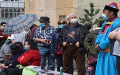 الصورة: الصورة: الصين تسجل 19 إصابة جديدة بكورونا