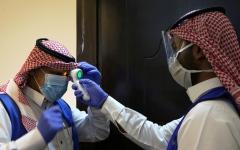 الصورة: الصورة: السعودية تسجل رقماً قياسياً إيجابياً في معدل التعافي اليومي من كورونا