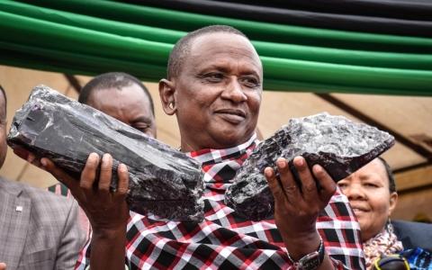 الصورة: الصورة: حجران جعلاه مليونيراً