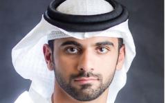 الصورة: الصورة: منصور بن محمد: رؤية محمد بن راشد وراء نجاحات دبي