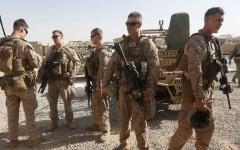 الصورة: الصورة: ترامب يعتزم سحب أكثر من 4000 من القوات الأمريكية في أفغانستان