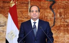الصورة: الصورة: السيسي: مصر منفتحة في التوصل إلى اتفاق عادل ومتوازن بشأن سد النهضة