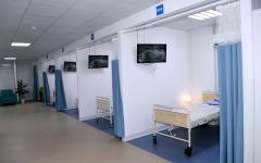 الصورة: الصورة: خلو جميع مستشفيات الظفرة من حالات كورونا