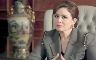الصورة: الصورة: إلهام شاهين تكشف تفاصيل لقائها مع الرئيس بشار الأسد