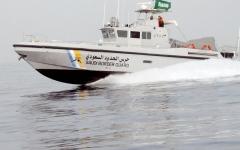 الصورة: الصورة: السعودية : رصد 3 قوارب إيرانية بعد دخولها مياه المملكة وإجبارها على العودة
