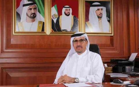 الصورة: الصورة: طارش المنصوري مدير عام الدائرة لـ«البيان»: محاكم دبي تدرس حلولاً أبعد من «التقاضي عن بعد»