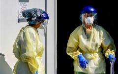 الصورة: الصورة: من نيو أورليانز إلى دبي.. أطباء يقولون إنهم أكثر استعداداً للتعامل مع موجة محتملة ثانية لكورونا