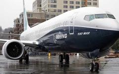 الصورة: الصورة: السماح لبوينغ باستئناف رحلات طائرات 737 ماكس التجريبية