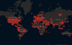 الصورة: الصورة: أكثر من نصف مليون وفاة بكورونا في العالم