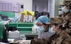 الصورة: الصورة: الجيش الصيني يحصل على موافقة لاستخدام لقاح لكوفيد-19