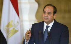 الصورة: الصورة: السيسي يفتتح قصر البارون بعد ترميمه ومطارين جديدين في القاهرة