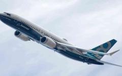 """الصورة: الصورة: شاهد.. بوينغ تنتهي من أول رحلة تجريبية لـ """"737 ماكس"""""""
