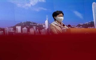 الصين تعتمد قانون الأمن الوطني لهونغ كونغ
